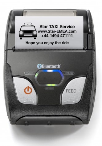 Star SM-S23i bluetooth mobile receipt printer