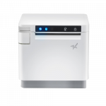 Star mC-Print3 thermal cube POS printer white